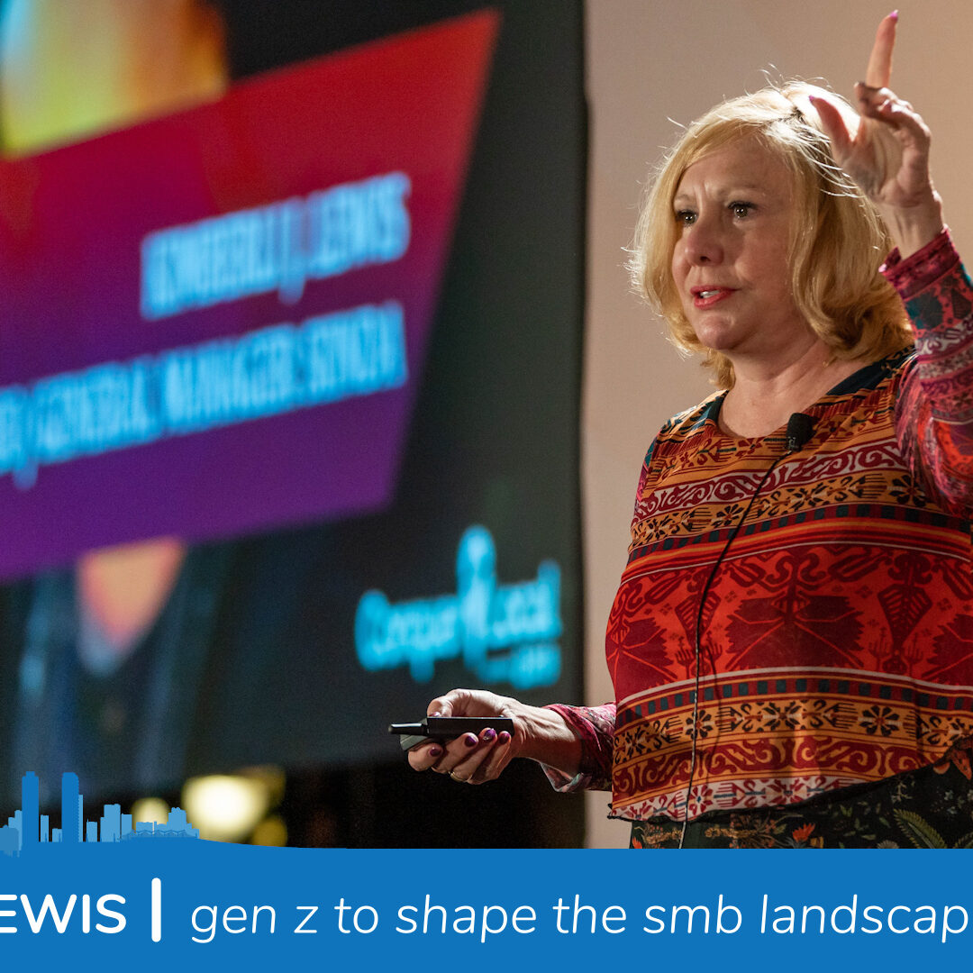 Kimberli J. Lewis Generation Z to shape the SMB landscape