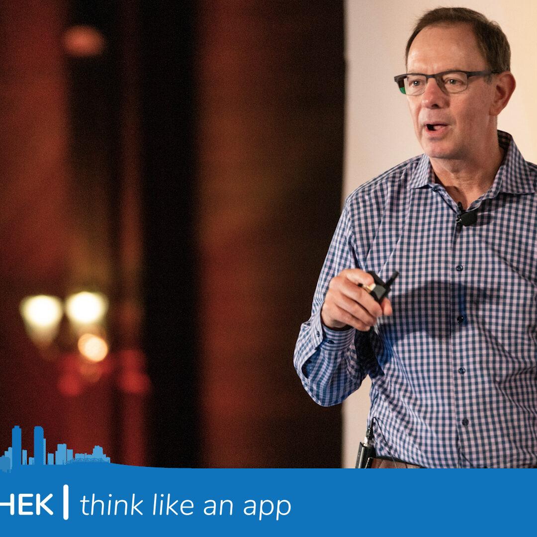 Neal Polachek Think Like an App